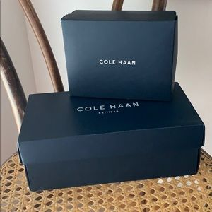 Authentic Cole Haan empty boxes 📦